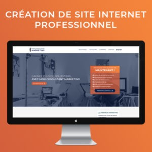 Creation de site Internet professinonnel